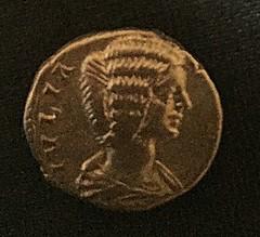 Julia Domna denarius (ambrett) Tags: coin ancient