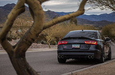 World Eater S6 II (Skyrocket Photography) Tags: audi c7 s6 twin turbo v8 40t saloon skyrocket photography dan santamaria awd quattro milltek stage 3 rs7 rs6