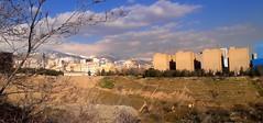20190111_191202 (afs.harp) Tags: bluesky sky city mountains tehran colorful