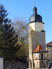 Riedturm Arnstadt (germancute) Tags: arnstadt ried turm thuringia thüringen stadt building history