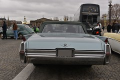 1964 Cadillac DeVille cabriolet (pontfire) Tags: 1964 cadillac deville cabriolet 64 cad caddy la 19e traversée hivernale de paris 2019 en anciennes décapotable convertible américaine american 19 ème véhicule collection pontfire car cars autos automobili automobile automobiles voiture voitures coche coches carro carros wagen classic old antique ancienne vieille veteran vintage classique bil αυτοκίνητο 車 автомобиль oldtimer luxe luxury general motors corporation gm v8 luxueuse place concorde