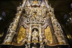 Transparente de la Catedral de Toledo (Fernando Two Two) Tags: toledo toletum catedral cathedral transparente tomé narcisotomé art arte barroco baroque barocco