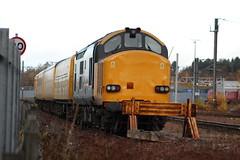 MOSSEND 37610 (johnwebb292) Tags: diesel class 37 37610 mossend networkrail