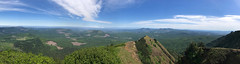Saddle Mt. at Pacific Coast in OR (landscapesinthewest) Tags: saddle mountain pacific coast oregon west northwest panorama panoramic american landscape