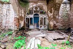 . (*sonica81*) Tags: abandoned abbanondono churc chiesa decadenza decay urbanexploration esplorazione architettura