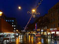 Augsburg in the Christmastime (Lebemitgott) Tags: kreative fotografie photoshop fotograf 500px night skyline nightshot sunset dusk city light twilight augsburg weihnachten