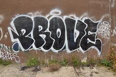 PROVE (TheGraffitiHunters) Tags: graffiti graff spray paint street art colorful nj new jersey cement wall newark prove