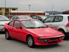 1981 Matra-Simca Murena (Alessio3373) Tags: cars oldcars classiccars autoshite youngtimers worldcars matra simca matrasimca matrasimcamurena targhenere blackplates