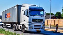 AG70456 (13.08.02)_Balancer (Lav Ulv) Tags: 146579 unmarked unknownowner container ponedlloyd marselisboulevard white man mantgx 26440 e5 euro5 6x22 2010 afmeldt2017 retiredin2017 abgemeldet2017 drivermmsfar vibyj truck truckphoto truckspotter traffic trafik verkehr cabover street road strasse vej commercialvehicles erhvervskøretøjer danmark denmark dänemark danishhauliers danskefirmaer danskevognmænd vehicle køretøj aarhus lkw lastbil lastvogn camion vehicule coe danemark danimarca lorry autocarra danoise vrachtwagen trækker hauler zugmaschine tractorunit tractor artic articulated semi sattelzug auflieger trailer sattelschlepper vogntog oplegger sættevogn