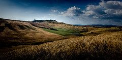 Fields at Crete Senesi (Beppe Rijs) Tags: 2018 italien juli sommer toskana italy july summer tuscany