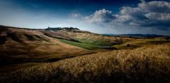 Fields at Crete Senesi (Beppe Rijs) Tags: 2018 italien juli sommer toskana italy july summer tuscany