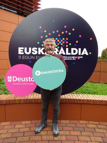 Euskaraldia Deusto Donostian