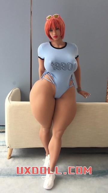 Realistic SSBBW Adult Sex Doll 163CM Huge Boobs And Biggest Butt TPE Sex Doll