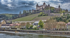 Marienberg Fortress (Only photoshoot, don't be afraid) Tags: fortress würzburg germany main nikon