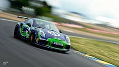 Porsche 911 GT3 RS (nbdesignz) Tags: gran turismo sport nbdesignz nbdesignz84 nbdesignz1284 playstation 4 ps4 gtplanet car cars porsche 911 gt3 rs gt3rs martini rosso psychedelic hippie 917