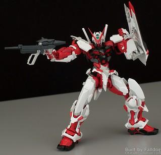 HiRM Astray Red Frame Gundam 28 by Judson Weinsheimer