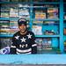 Book Seller, College Street | Kolkata