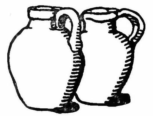 milk jugs, From FlickrPhotos