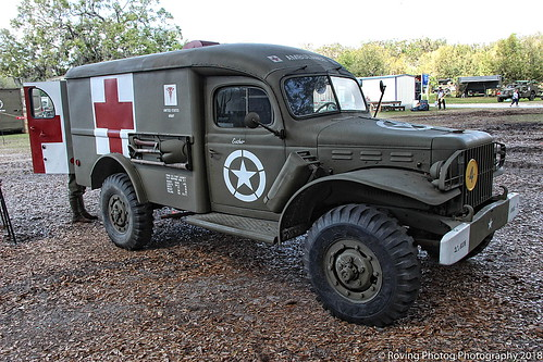 flickriver us army trucks poolwc54 dodge ambulance