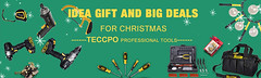 🎁Merry Christmas🎁 Cordless Drill Driver Sets, TECCPO Compact Drill Lightweight with 2X 2.0Ah Batteries, Fast Charger, 265In-lbs Torque, 20+1 Torque... (gardenley) Tags: drill tools handtool market avatar dawn homedecor