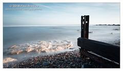 Post & Limestone (ScudMonkey) Tags: copyrightc2018 paulbradley seaham countydurham coast shore groyne limestone sea wood slowshutter nd1000 lee bigstopper canon 5dmkiv ef24105mmf4lis