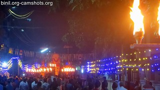 Thiruvambadi Sri Krishna Temple, Thrissur - Vadakke Angadi Desa Pattu on 5th Jan 2019