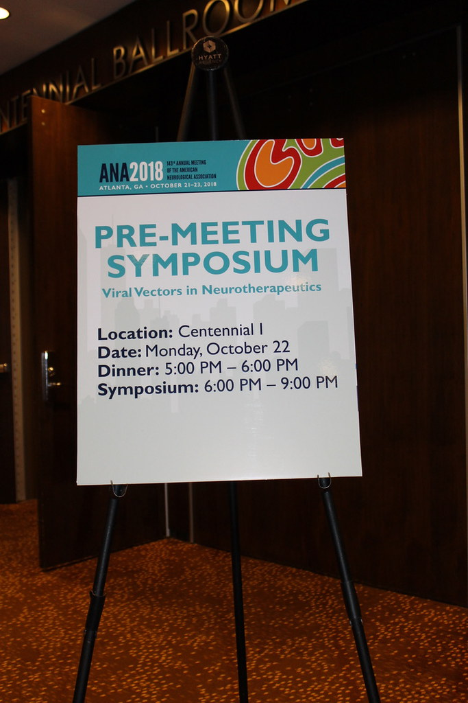 ANA2018 | The 143rd Annual Meeting of the American