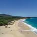 Luftbildaufnahme Makena Big Beach, Maui Hawaii