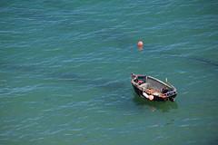 Fishing Boat (robin denton) Tags: guernsey channelislands fishingboat boat seascape sea atlantic ocean atlanticocean buoy