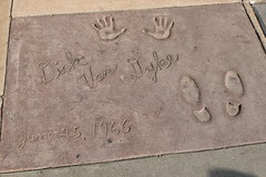 "Dick Van Dyke's Handprints at TCL the Chinese Theatre • <a style=""font-size:0.8em;"" href=""http://www.flickr.com/photos/28558260@N04/45753634802/"" target=""_blank"">View on Flickr</a>"