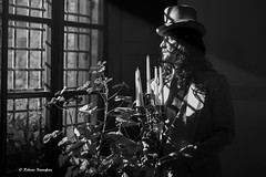 VLAD & MINA: an endless love! (COUNT ARTOIS) Tags: vlad mina vampire vampires vampiri vampiro rievocazione rievocation costumes costume historical dracula francis ford coppola bram stoker blood reenactment reenactor historicalfashion bardi bardicastle castellodibardi