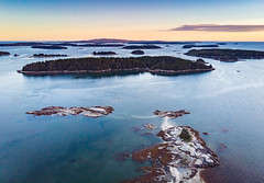 Stonington archipelago (Don Seymour) Tags: stonington maine islands archipelago
