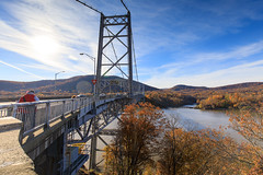 Bear Mountain Bridge (Jemlnlx) Tags: canon eos 5d mark iv 5div 5d4 ef 1635mm f4 l is usm new york state ny nys bear mountain park bridge fall autumn hudson valley river