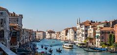 The Grand Canal (Caffe_Paradiso) Tags: venice venezia venise grandcanal gondola vaporetto