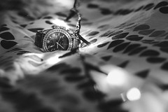 Breitling Watch (Victor Clerino) Tags: packshot watch watches breitling closeup blackandwhite blackwhite canon macro