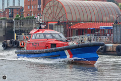 "Liverpool Pilot Boat ""Kittiwake"" (alundisleyimages@gmail.com) Tags: pilotboat kittiwake merseyside rivermersey transport shipping woodside ferries wirral uk maritime boat occupation workingboats"
