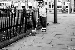 Grafter (Cycling-Road-Hog) Tags: beard blackwhite candid canoneos750d citylife colour edinburgh hat monochrome people places scotland sigma1750mmf28 standrewsquare street streetphotography streetportrait style urban