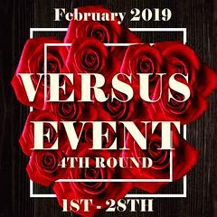 The Designer app Versus Event February 2019 (Carl Wardark Versus Events) Tags: the designer app is now open for next round versus events 1st february 2019 opening event httpversusslcomevents