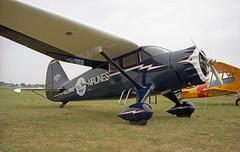 Stinson SR-9C Reliant (NC18442) Gullwing Airways (boeing-boy) Tags: mikeling manston mse boeingboy stinson sr9c gullwingairways