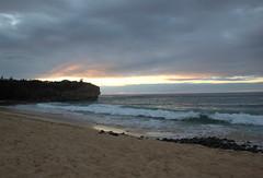 Shipwreck Sunrise (jtbradford) Tags: kauai hawaii