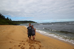 Shell Beach (Papa'a Bay) (jtbradford) Tags: kauai hawaii