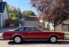Mercury 'Cougar' '70s (__HK __) Tags: oregon portland mercury cougar 70s