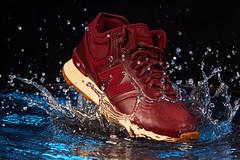 NB (Олег Погожих) Tags: newbalans newbalance реклама предметное фото вода грязь кроссовок спортивная обувь