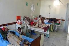 إصابة 107 بأنفلونزا الخنازير في صنعاء بأقل من شهر (nashwannews) Tags: أنفلونزاالخنازير الجهازالتنفسي اليمن صنعاء