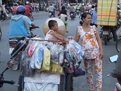 Helping Mummy (Mount Fuji Man) Tags: saigon november 2011 vietnam people market