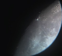 Moon Jan 17th 2019, the sunrising over Oceanus Procellarum (Lucca Vanoni Ruggiero) Tags: astrophotography astronomy moon crater