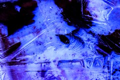 003 Natural geometry © (Fleur Duchat) Tags: ice geometry fractal