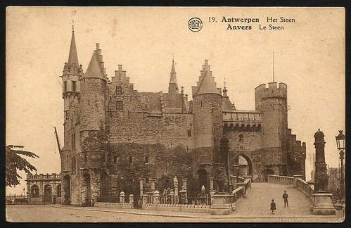 Antwerpen - Het Steen