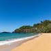 Secret beach Kauai Hawaii