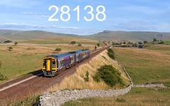 robfrance5d2_28138_250718_x158790_x153304_waitby_kirkby_stephen_2h94_nt_edr16lr6coefx4pse15weblowres (RF_1) Tags: 153 153304 158 158790 2018 arriva brel britain britishrailengineering britishrailengineeringltd class153 class158 cumbria cummins cumminsnt855r5 dales db deutschebahn dieselmultipleunit dmu england franchise greatbritain kirkbystephen leylandbus localtrain localtrains metrocammel northern northernengland northernrail passengertrain publictransport rail railroad rails railway railways rural sc settlecarlisle sprinter stoppingtrain stoppingtrains train trains transport travel traveling uk unitedkingdom waitby yorkshire
